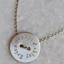 mothers necklaces 5 beautiful s necklaces babycenter