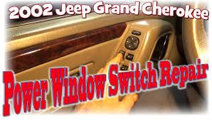 2004 jeep grand power window fuse 2002 jeep grand power window switch repair