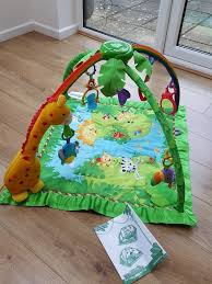 fisher price rainforest music and lights deluxe gym playset fisher price rainforest music lights deluxe baby gym in