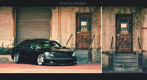 slammed lexus ls430 fortitude defined the futura ls430 stanceworks