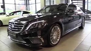 mercedes s 65 amg 2016 mercedes s65 amg v12 biturbo start up exhaust and in