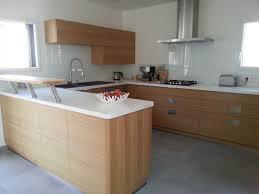 cuisine en chene moderne cuisine chene massif home galerie avec enchanteur cuisine en chene