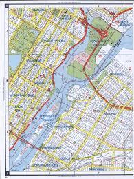 Bronx Map Long Island City Map