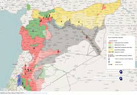 syria on map agathocle de syracuse syria interactive conflict map 5 march 2017