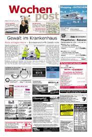 G Stige Schreibtische Die Wochenpost Kw 39 By Sdz Medien Issuu