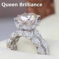 moissanite bridal reviews moissanite bridal sets reviews 3d sets buying guides on m dhgate