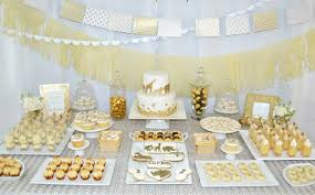baby shower table ideas a golden safari themed baby shower spaceships and laser beams