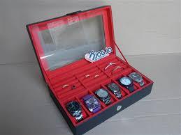 box cincin new box mix ring organizer box jam kombinasi tempat cincin