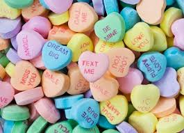 heart candy sayings heart candy sayings facts about s day