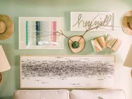Easy Bedroom Diy 10 Diy Ways To Dress Up Bland Dorm Walls Hgtv U0027s Decorating