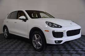 cayenne porsche 2016 2016 used porsche cayenne awd 4dr at the collection serving coral