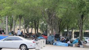 fort lauderdale ratted on itself to shut down homeless camp