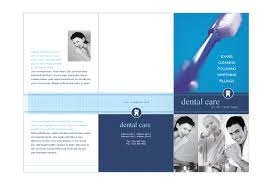 dentist office print template from serif com