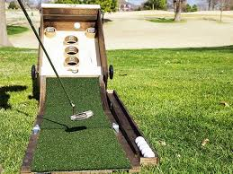 Kids Backyard Fun Great Your Own Backyard Games This Golf Game Is One For The Both