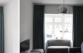 contemporary curtains blinds interior design leeds beckett