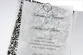 invitation paper 5 vellum wedding invitation ideas you can do
