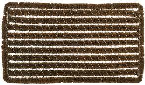 halloween doormat entryways stripes wire brush boot scraper u0026 reviews wayfair