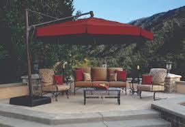 Cantilever Umbrella Toronto by Treasure Garden Canadian Home Leisure