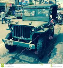 willys army jeep old army jeep editorial stock image image 58928214
