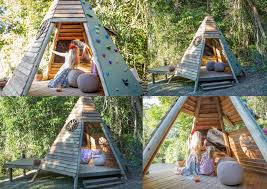 plans for outdoor play structures outdoor designs