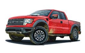 Ford Raptor Camera Truck - ford updates 2012 f 150 svt raptor with front facing camera