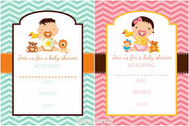 diy baby shower invitations using befunky with free printables