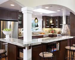 cuisine decor decoration des cuisines modernes photo cuisine et jaune dco photo