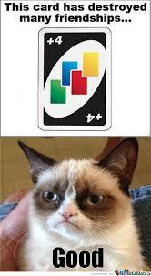 Memes S - uno is g c s favorite game by chuck skywalker meme center