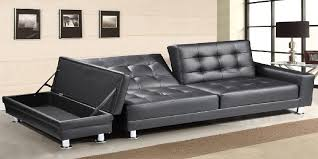 Click Clack Sofa Bed by Click Clack Sofa Bed With Storage Sofamoe Info