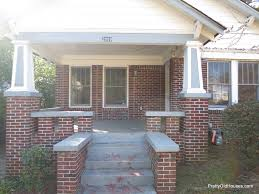 amazing concrete front porch design for your home exterior using