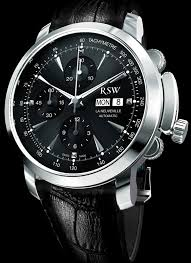 watches chronograph rsw la neuveville chronograph powerful timeless appeal