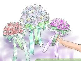 Bridesmaids Bouquets How To Choose Flowers For The Bridesmaids U0027 Bouquets 7 Steps