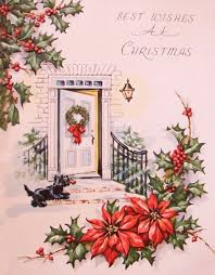 366 best old fashioned christmas cards doorways images on