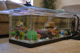 Aquarium Decor Ideas Overwhelming Living Room Home Interior Design Show Affordable