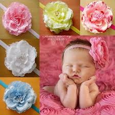 baby flower headbands baby headband hair ornaments baby flower headbands for