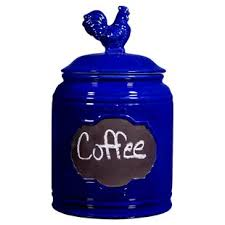cobalt blue kitchen canisters navy blue kitchen canisters wayfair