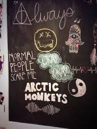 Pinterest Chalkboard by Chalkboard Wall Fun Artn U0027 Stuff Pinterest Chalkboard Walls