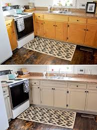 How To Paint Old Kitchen Cabinets Diy Inexpensive Cabinet Updates Add Trim Paint Cabinets And