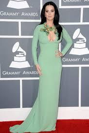 grammy awards 2013 nominations dresses u0026 red carpet glamour uk