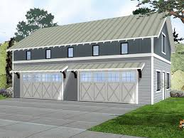 Craftsman Garage With Apartment Plan Garages With Apartments Best Home Design Ideas Stylesyllabus Us