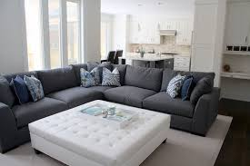 dark grey sectional sofa centerfieldbar com