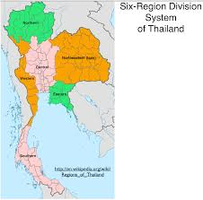 Map Of Thailand Thailand U0027s Political Crisis And The Economic Rise Of Its Eastern