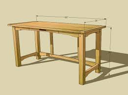 Plans For A Simple End Table by Best 25 Craftsman Desks Ideas On Pinterest Craftsman Bedding