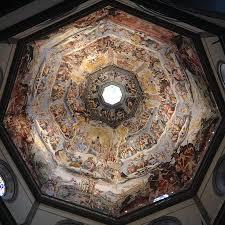 cupola s fiore cupola vista dall interno della cattedrale picture of duomo