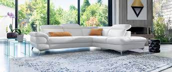 cuir center canapé canapés d angle en cuir cuir de buffle cuir et tissu cuir