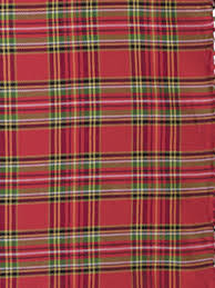 tartan tablecloth home design ideas