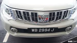 mitsubishi triton review is it easy and comfortable to drive
