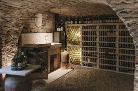 a 13th century wine cellar in burgundy u2014 laura bradbury