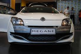 renault megane 2006 launch renault megane rs 250 cup special edition rm 245 000 otr