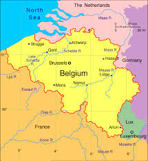 map brussels travel maps and plans of brussels and belgium
